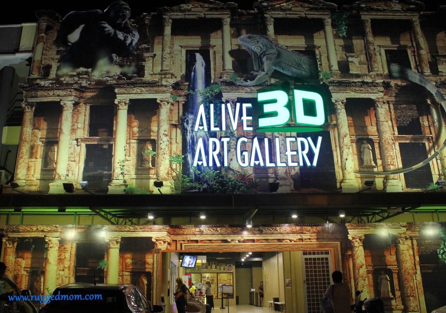 Alive 3D Art Gallery Port Dickson
