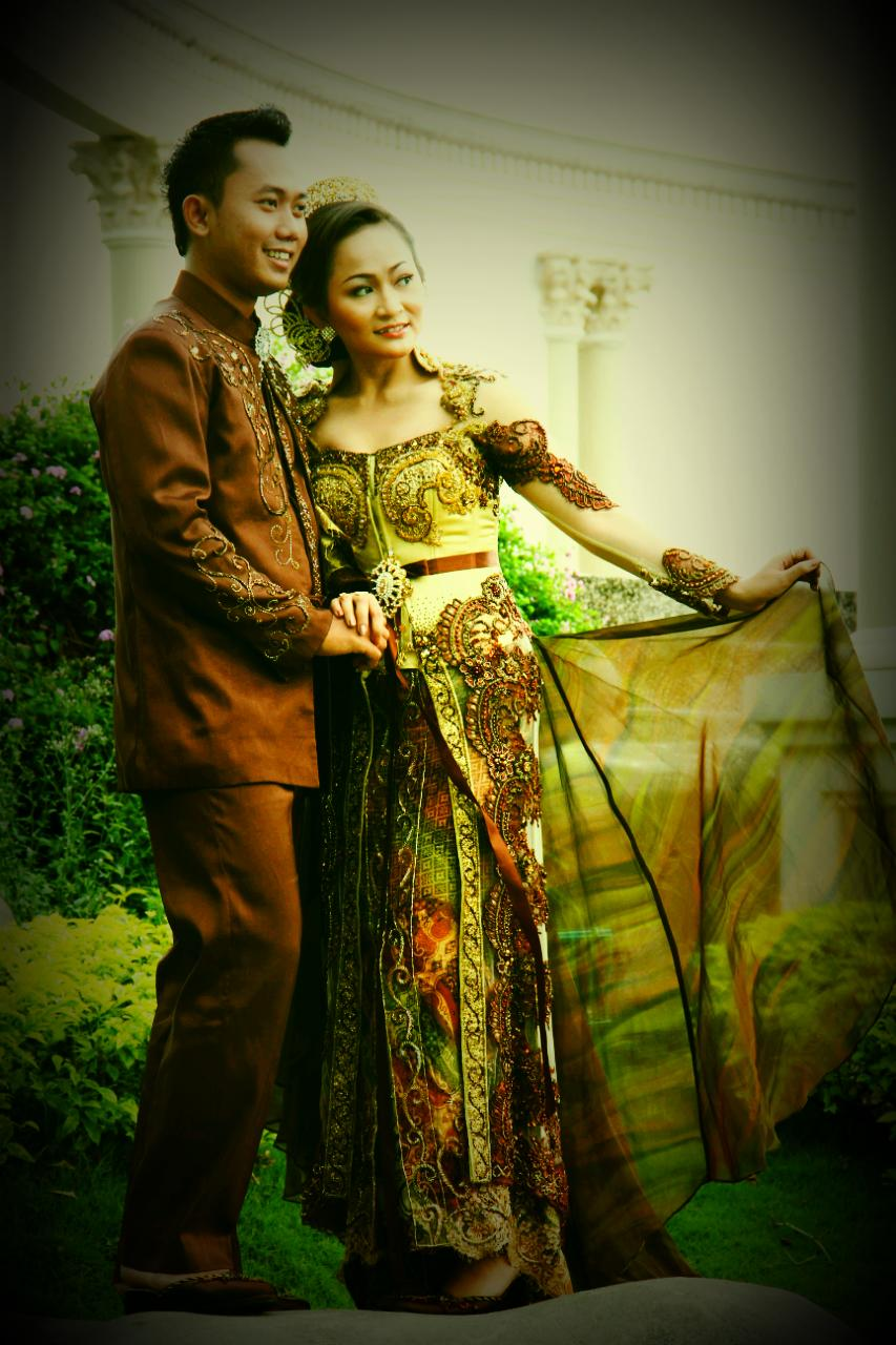 Pre Wedding Tradisonal & Casual ala Erik & Rani