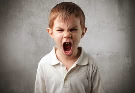 Anger in kids