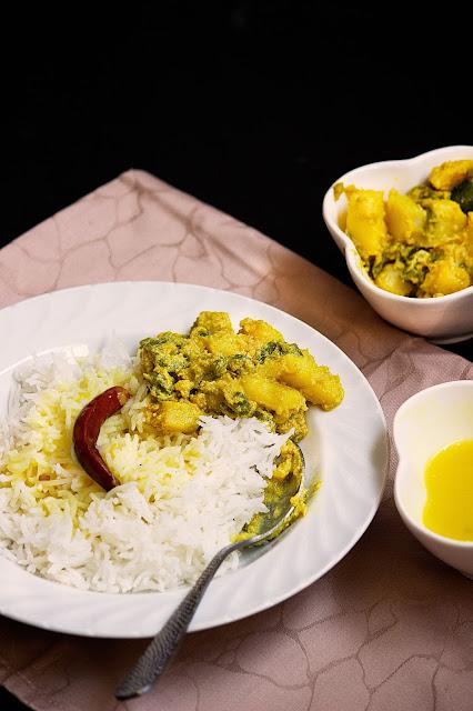 bengali style urad dal recipe