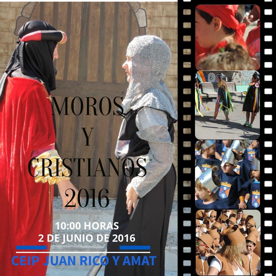 FOTOS MOROS Y CRISTIANOS 2016