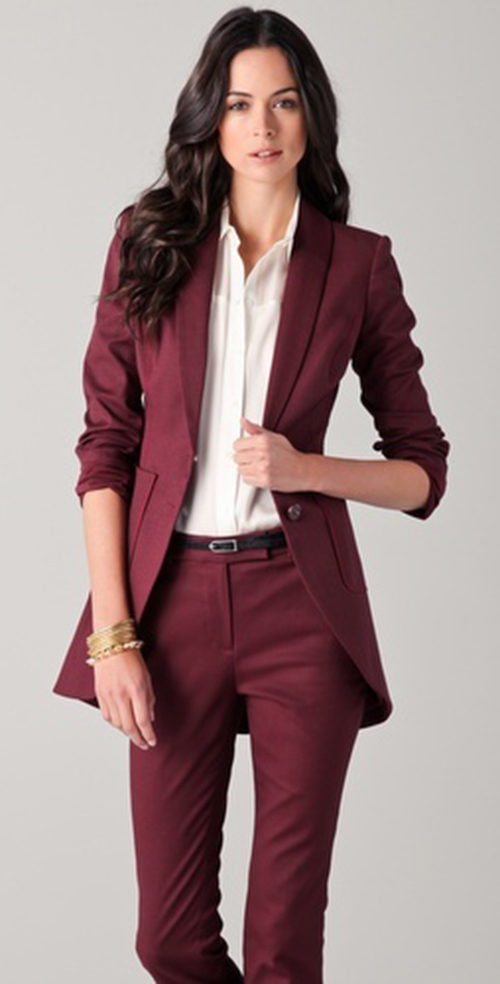 Womens Business Casual Attire