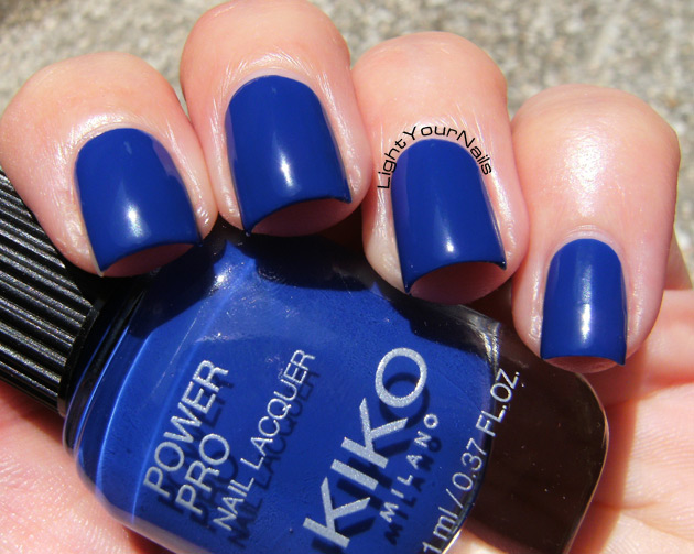 Kiko Power Pro n. 39 Blu Cobalto