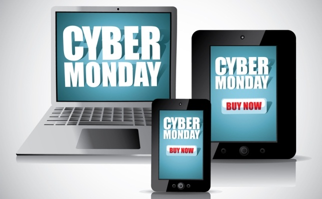 How Digital Marketers Should View Cyber Monday [INFOGRAPHIC]