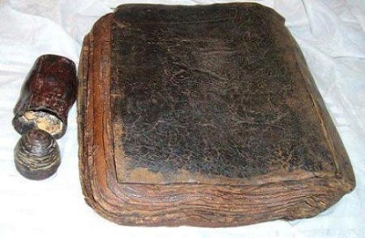 Subhanallah.. injil asli di temukan dan menggemparkan dunia
