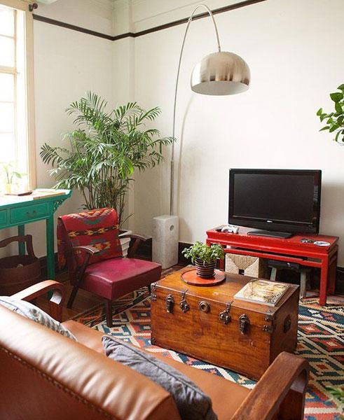Muebles De Salon Para Espacios Pequeos. Affordable Estilos Para El ...