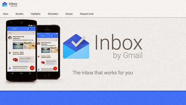 "Google Ciptakan Aplikasi E-mail ""Inbox"" Versi Beta"