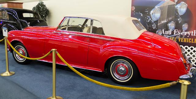1964 Rolls-Royce Silver Cloud III Drophead Coupe