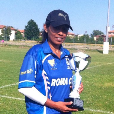 Niluka Obris - Roma Cricket Club