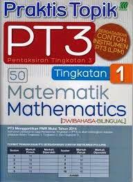 Matematik PT3 2014