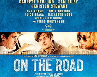 on the road la película