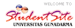 Gunadarma University Student Site