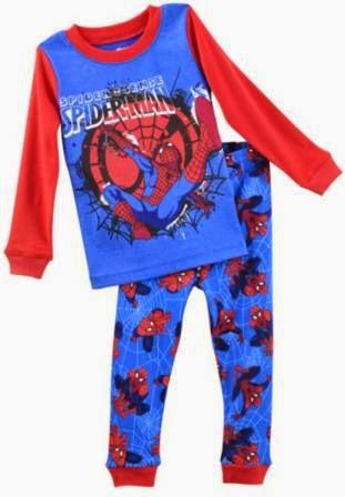 RM25 - Pyjama Spiderman