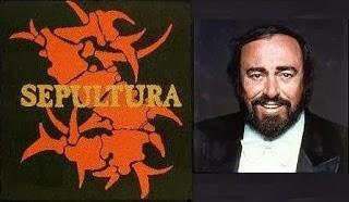 Sepultura & Pavarotti