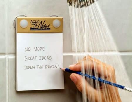 notepad waterproof