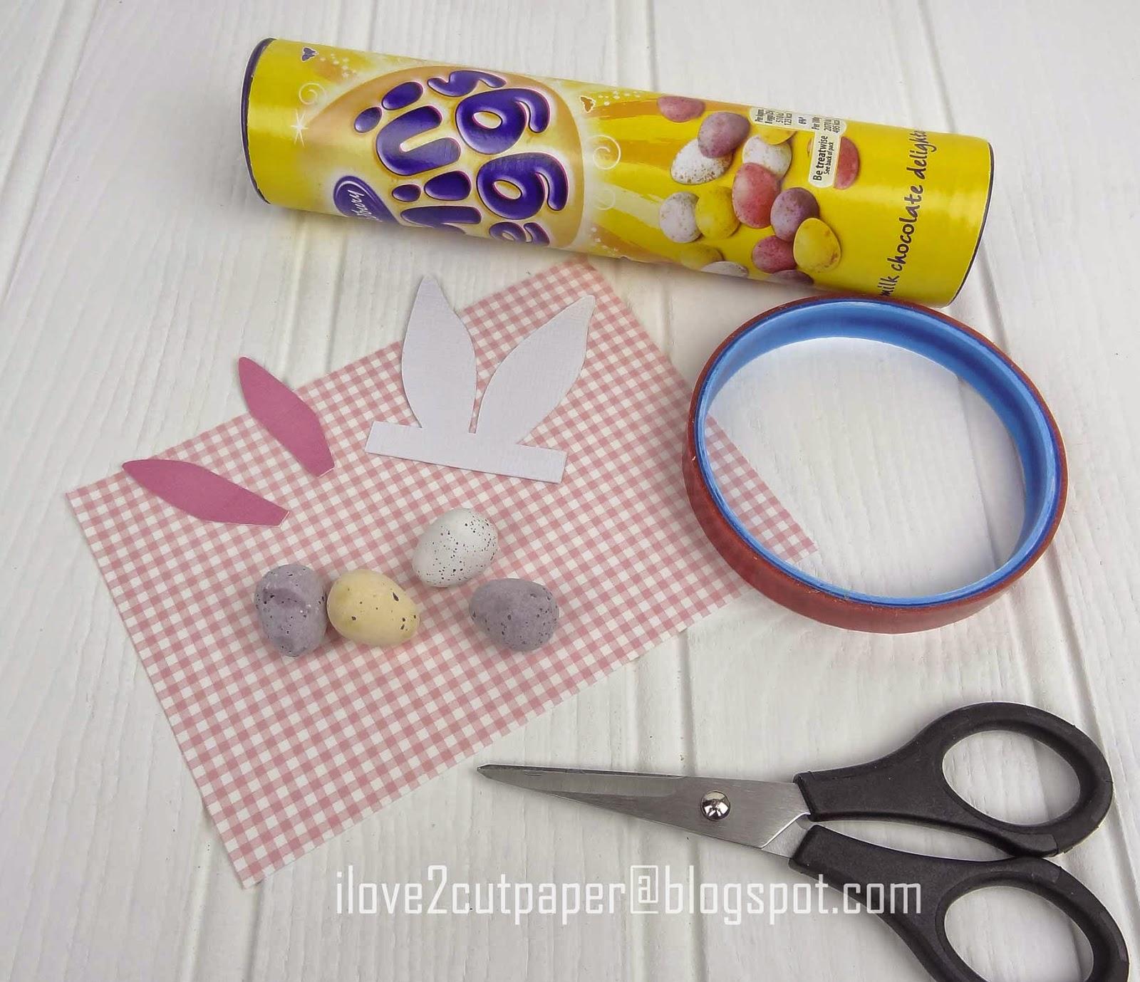 Mini eggs, Pazzles Inspiration Vue