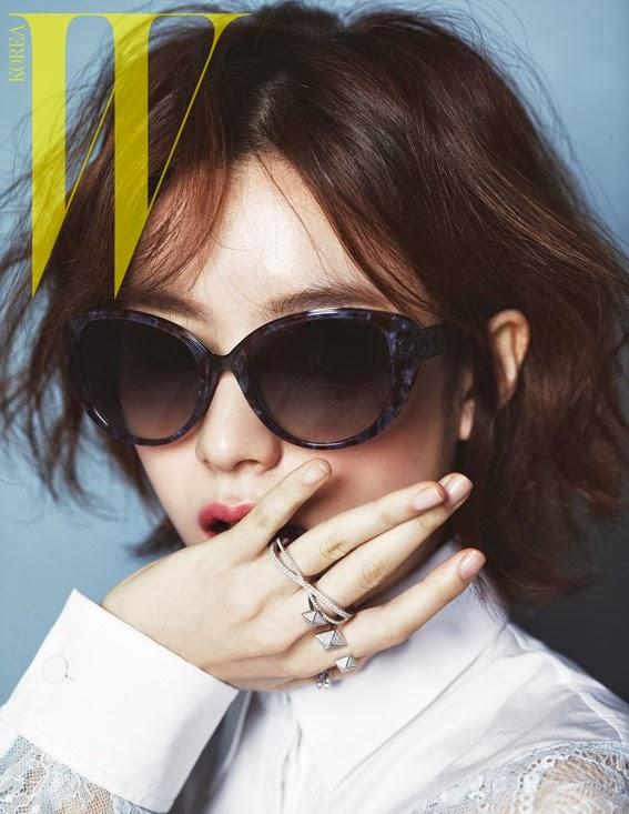 Han Hyo Joo - W Magazine March Issue 2014