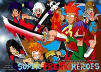 Super Freak Heroes