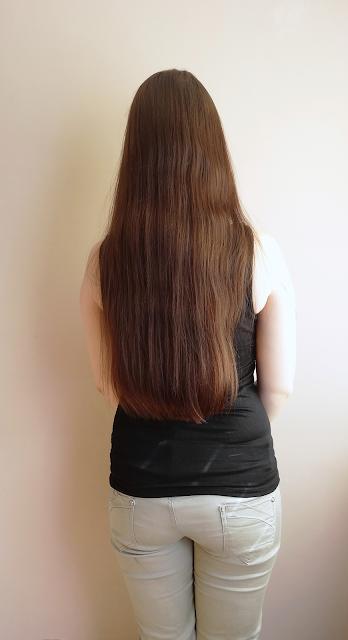 Aktualizacja włosów :)))