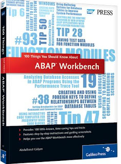 ABAP Workbench - 100 Tips & Tricks