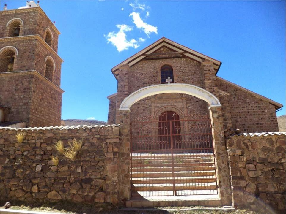 Calamarca: municipio paceño (Bolivia)