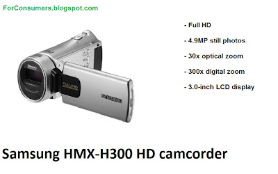 Samsung HMX-H300 review