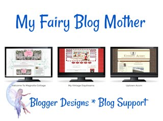 My Blog Designer - Linda