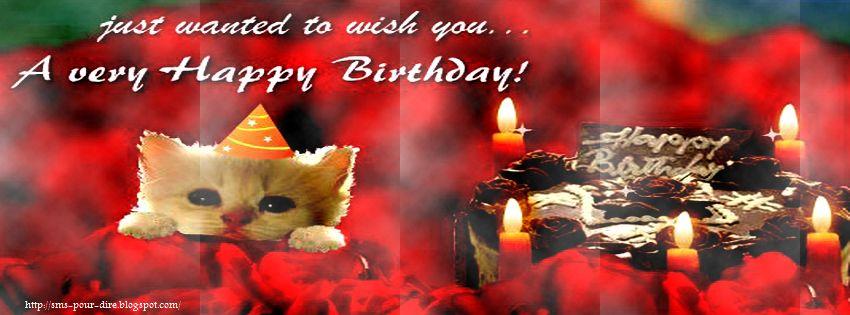 Sms Pour Dire Happy Birthday Message Et Sms Pour Dire