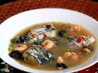 Nigerian Seafood Pepper Soup  Nigerian Pepper Soup recipe  tilapia catfish peppersoup