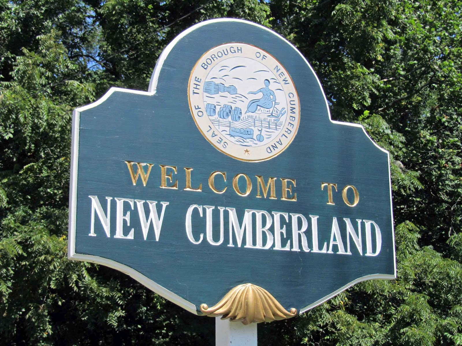 New Cumberland (PA) United States  city photos gallery : Geographically Yours Welcome: New Cumberland, Pennsylvania