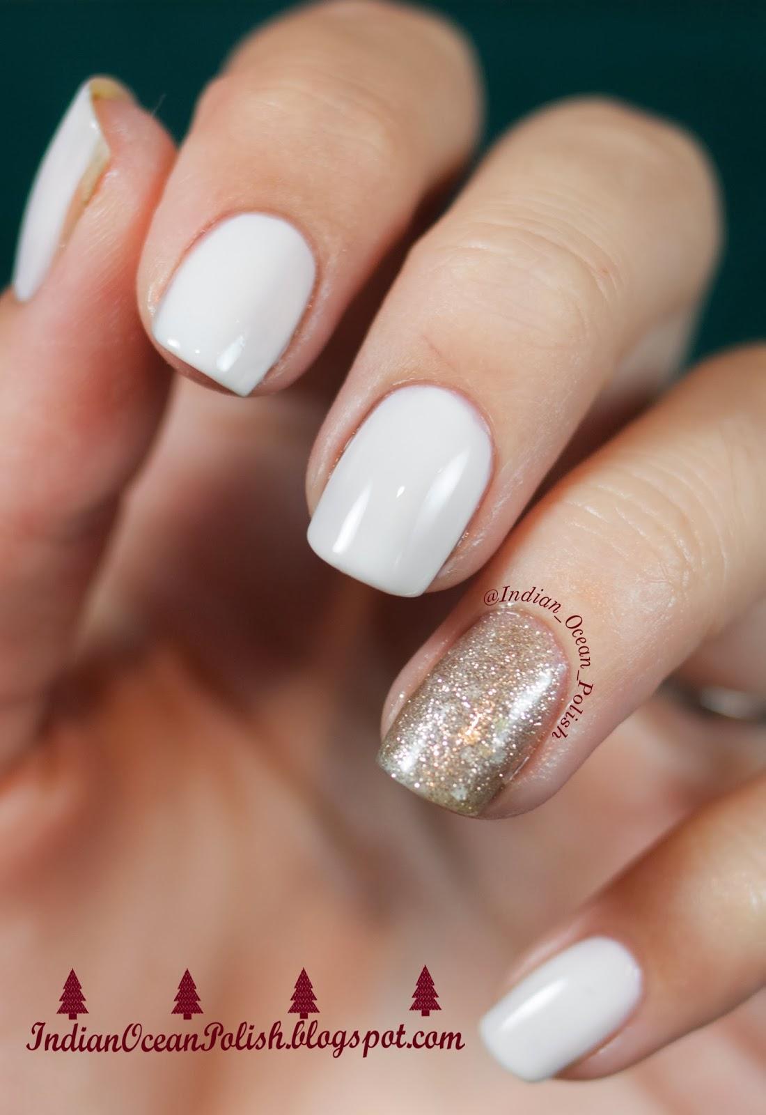 Simple Plain Nail Designs