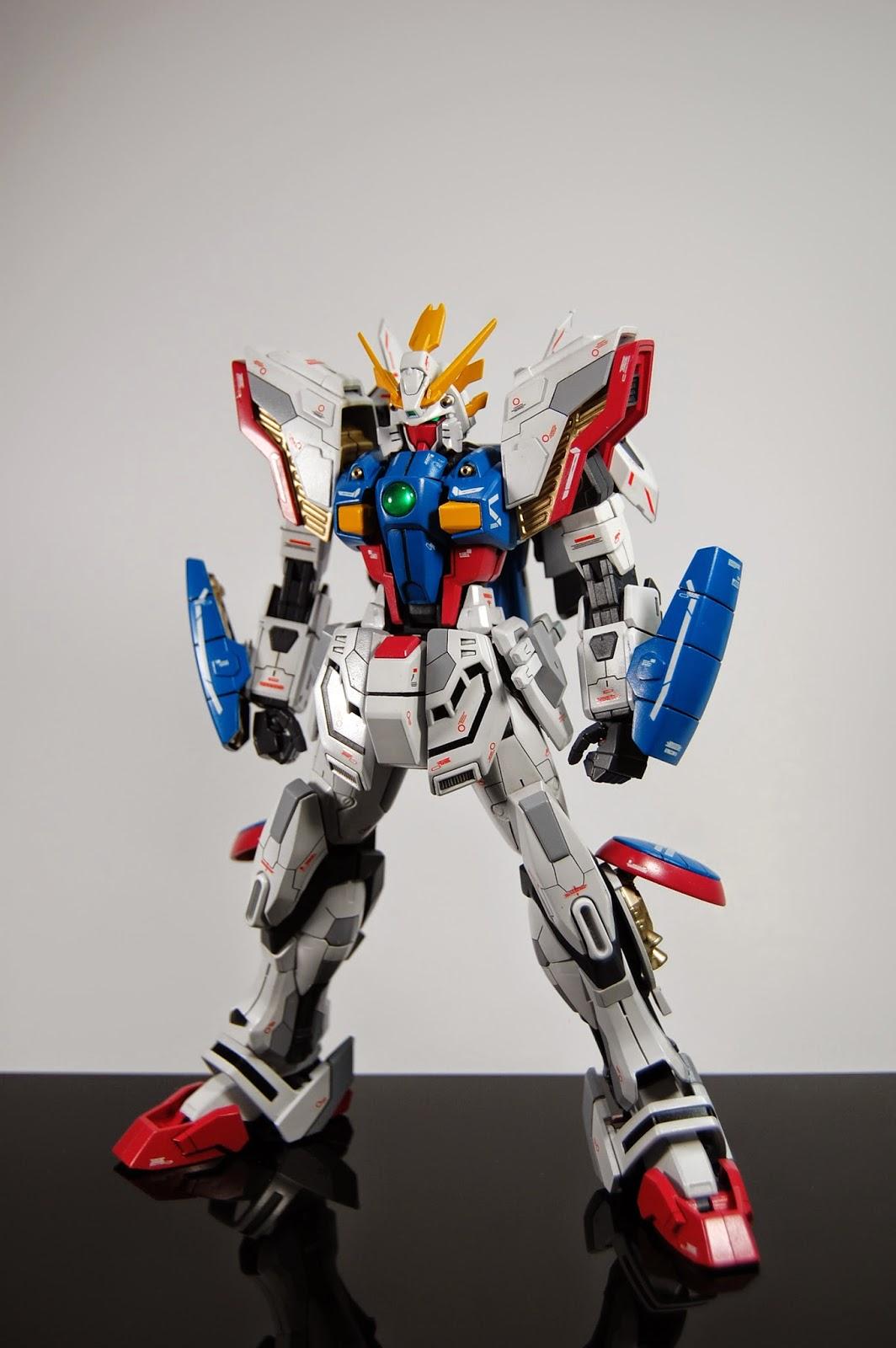 Shining Gundam Evolve  G Gundam Shining Gundam