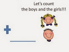 LET'S COUNT THE BOYS AND GIRLS!