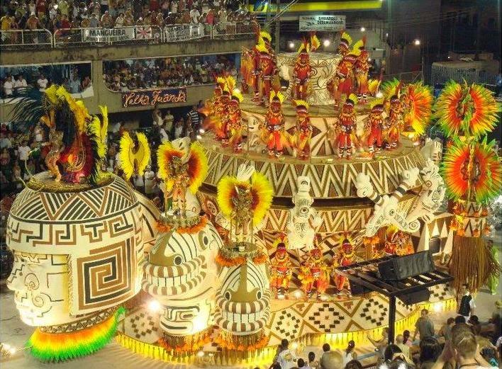 Latinoamérica es música, deporte, fuego y pasión