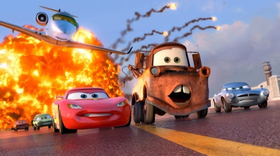 new cars movie