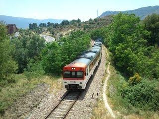 Pel manteniment i reforma de la línia de tren València-Xàtiva-Alcoi