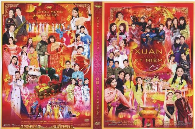 PBN Karaoke 55: Xuân kỷ niệm (DVD9)