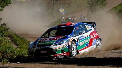 resultados rally finlandia ss14