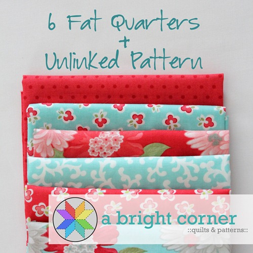 The One Stop Giveaway Shop: Fat Quarters and Quilt Pattern GIveaway : 6 fat quarter quilt patterns - Adamdwight.com