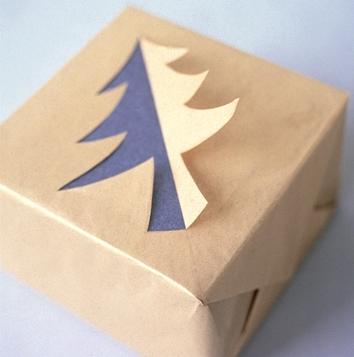 Оригинально оформить подарок своими руками
