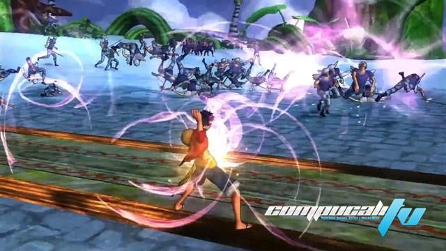 One Piece Pirate Warriors 2 PS3 Español Region USA