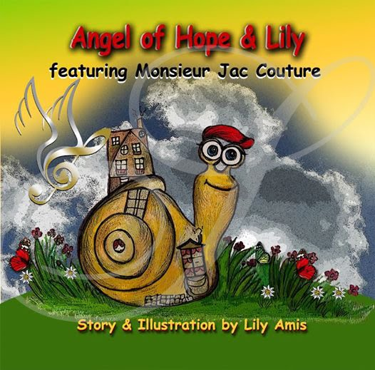 Angel of Hope & Lily featuring Monsieur Jac Couture