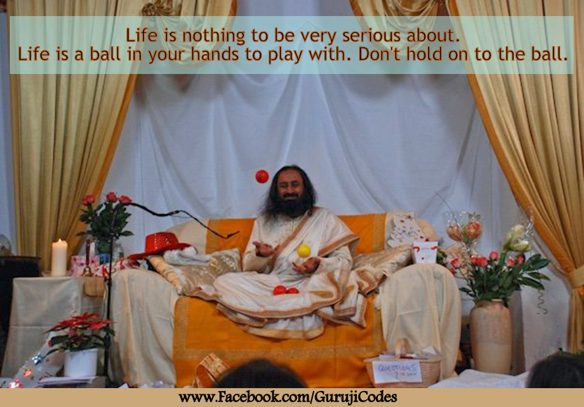 Life is a Ball | Guruji Codes