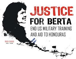 LEY BERTA CACERES sobre los Derechos Humanos en Honduras (HR1299)