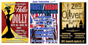 Zao Theatre Presents...