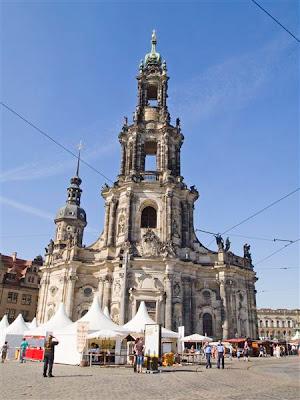 Hofkirche de Dresde
