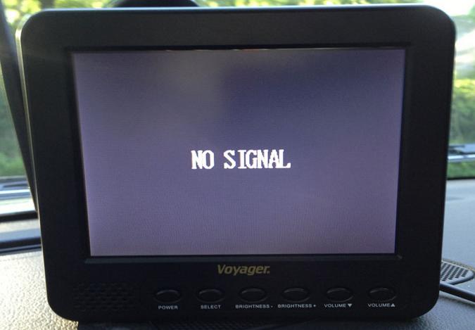 Solusi Monitor No Signal