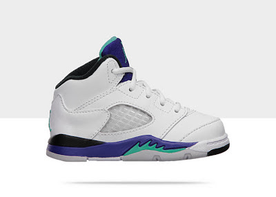 Air Jordan 5 Retro Infant/Toddler Boys' Shoe 440890-108