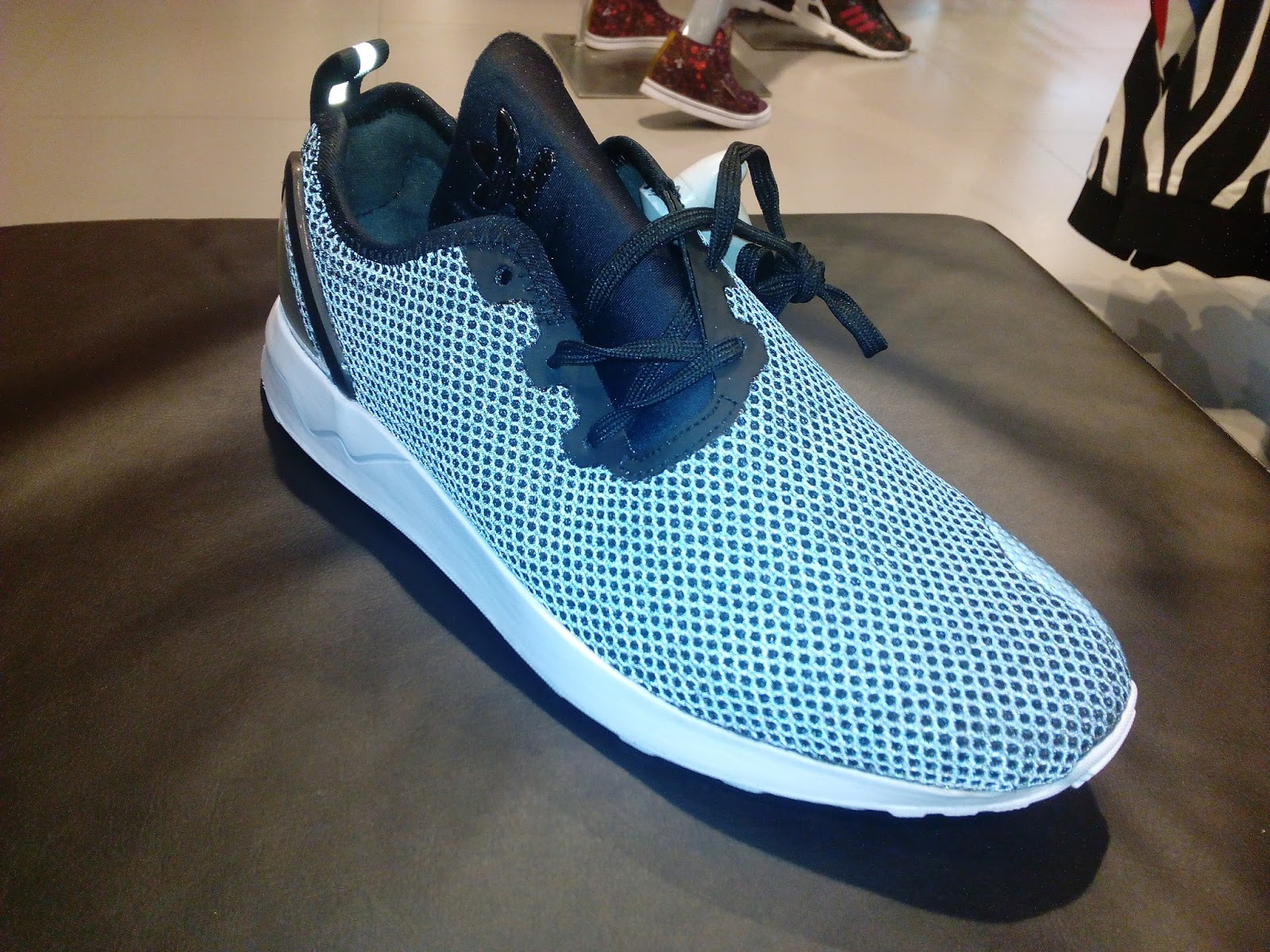 adidas originals zx flux adv reflective