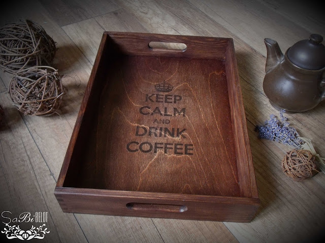 Keep Calm and Drink Coffee